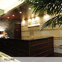 ALLURE��- BALI STONE HOT YOGA STUDIO -
