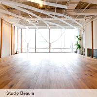 Studio Beaura in collaboration with UP FOR YOGA