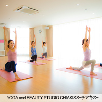 YOGA and BEAUTY STUDIO CHIAKISS-��������-
