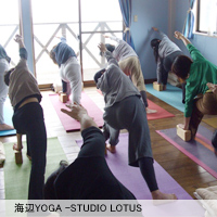 ����YOGA -STUDIO LOTUS