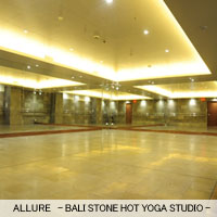 ALLURE - BALI STONE HOT YOGA STUDIO -